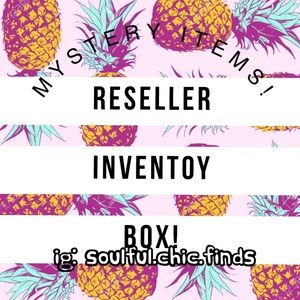 MYSTERY INVENTORY BOX | Reseller Trendy Mixed